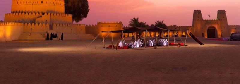 Al Jajili Fort #AbuDhabi