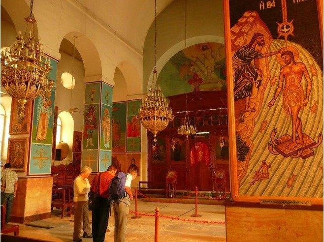 متحف الفسيفساء في #مادبا #الأردن