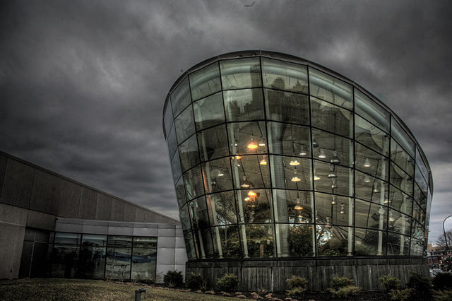 Amazing Buildings - The Museum of Play (Rochester , USA)