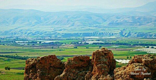 مجموعة صور لمنطقة #الأغوار في #الأردن - صورة 1