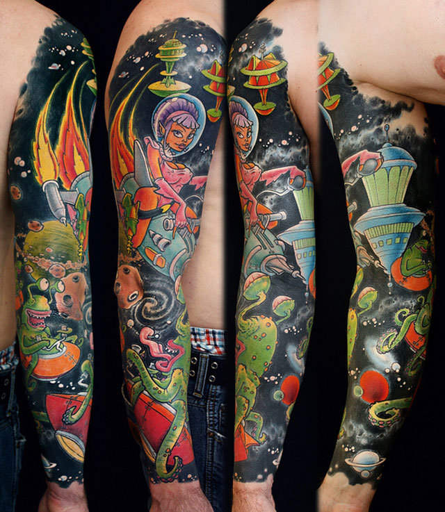Most Creative and Crazy #Tattoos - 37