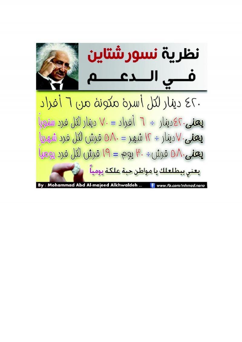 نظرية نسور شتاين #الأردن