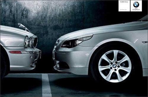 إعلان مميز لشركة #سيارات #BMW