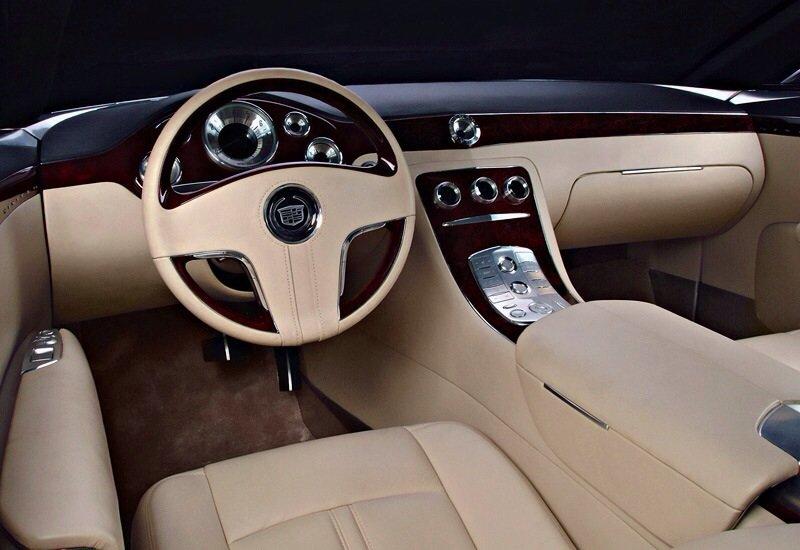Cadillac Sixteen Concept - interior shot