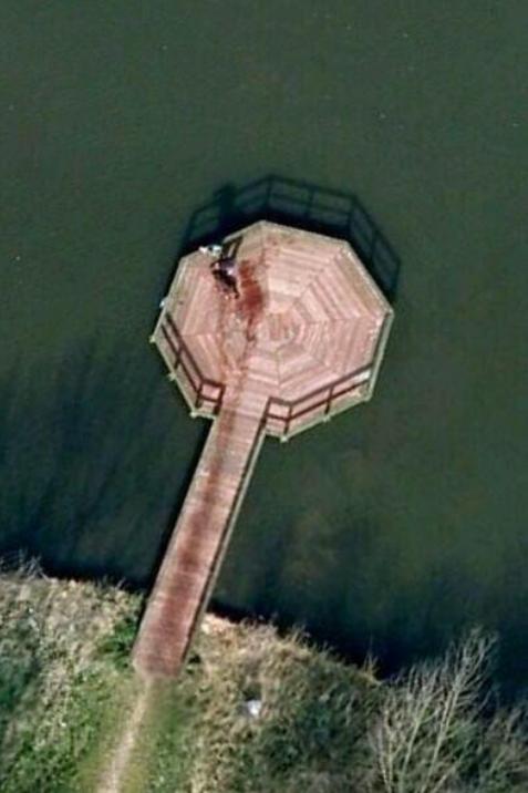 Google earth discover crimes