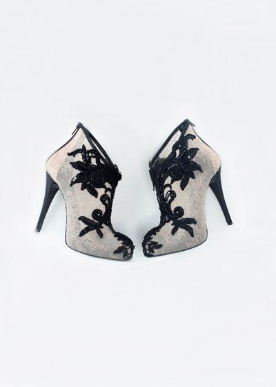حذاء من تصميم زهير مراد  صورة 39
