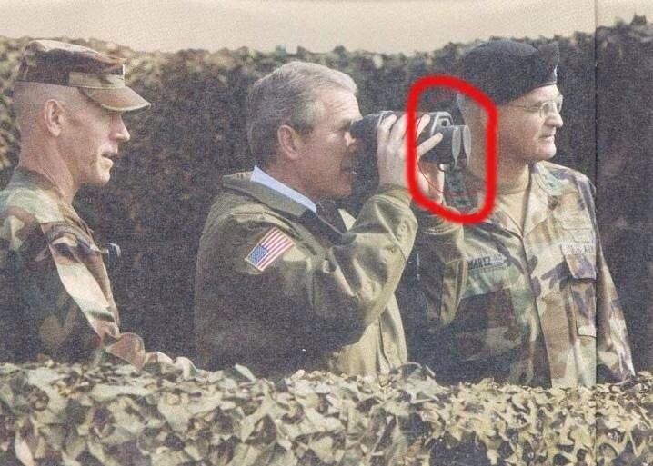 جورج بوش العبيط