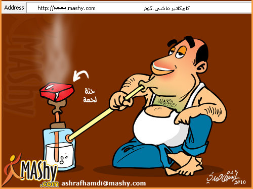 كاريكاتير مصري