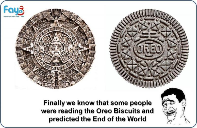End of the World and Oreo