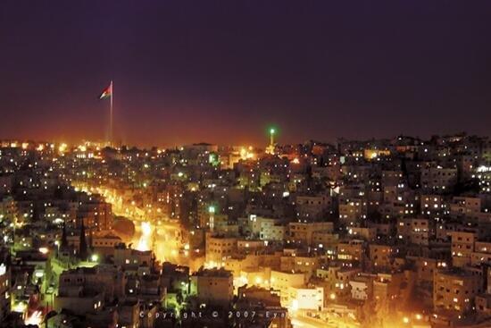 صور منوعة لمدينة #عمان #الأردن - صورة 137