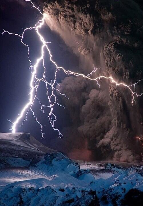 Ultimate storm, Iceland