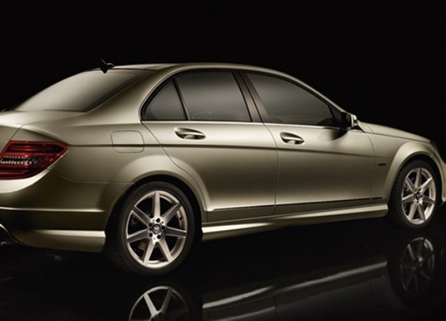 The new #Mercedes C class
