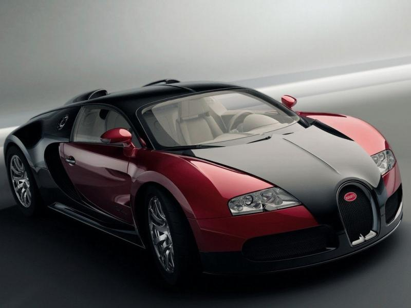 Bugatti Veyron Super Sports Most Expensive Super Cars