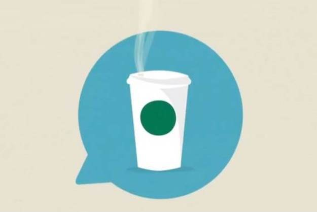 Most creative marketing campaigns 2013: Starbucks Lets Friend Send Coffee To Each Other Via Tweets