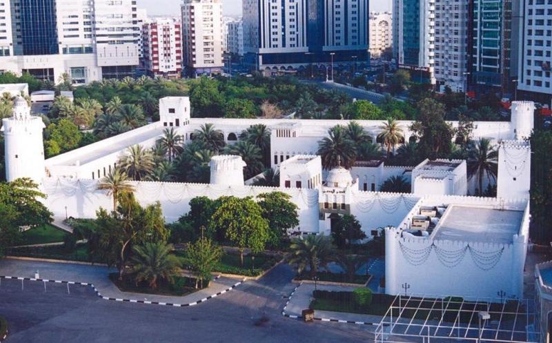#قصر_الحصن في #أبوظبي