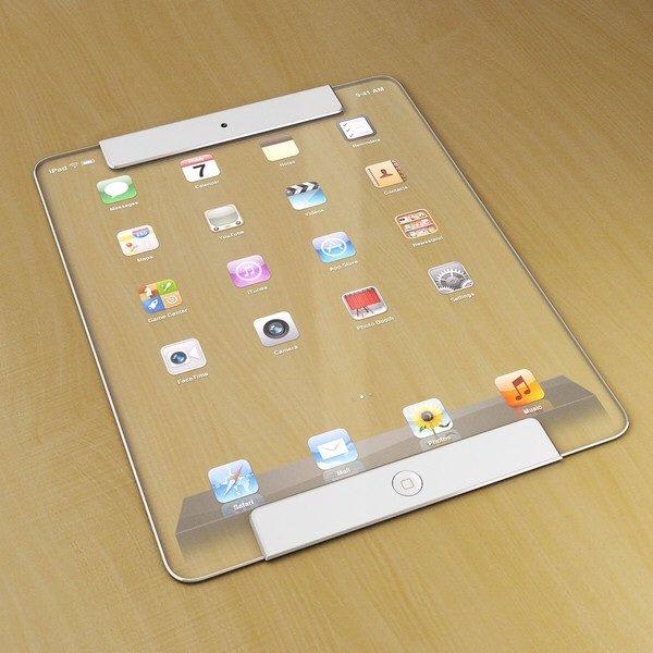 IPad 6 concept design #Apple