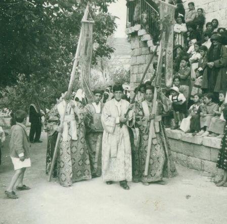 دورة العيد عام 1942 في #الفحيص #الأردن