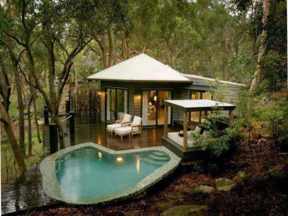 Forest House, Bouddi Peninsula, Australia.