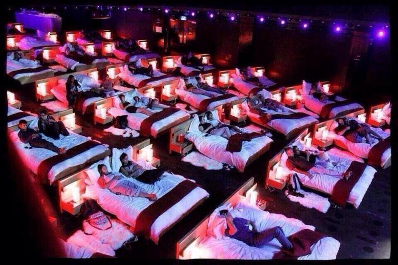السينما في اليونان للمتزوجين فقط