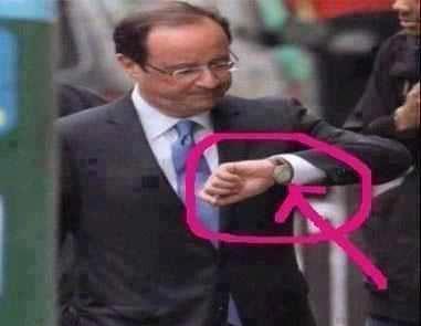 غباء رئيس دولة عظمى #فرنسا