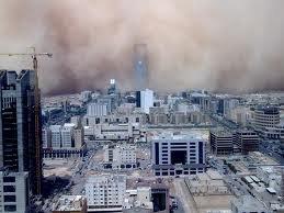Saudi Sand Storm