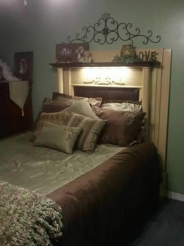 احدث تصاميم غرف النوم للزوجين صورة 115