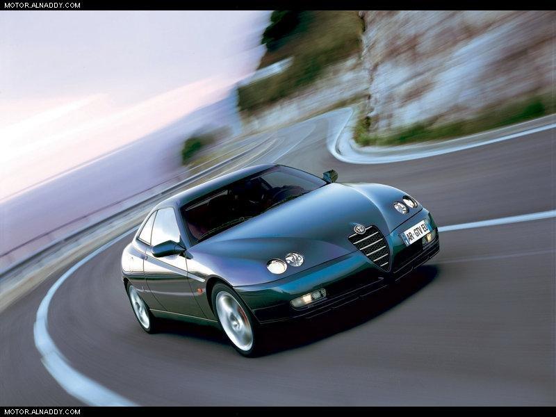 2003 Alfa Romeo GTV