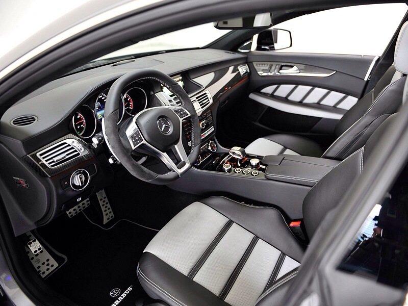 Mercedes-Benz Brabus CLS63 AMG Shooting Brake 4Matic 850 6.0 Biturbo - interior shot