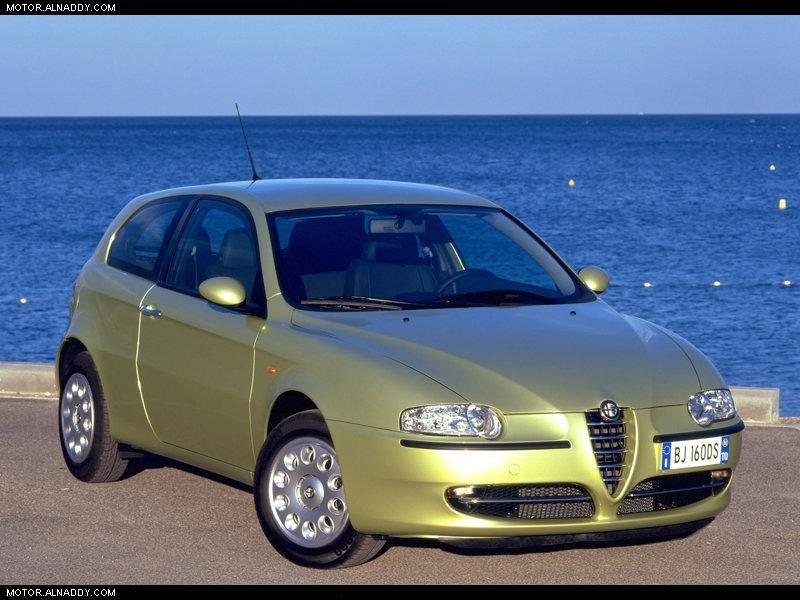 1998 Alfa Romeo 147