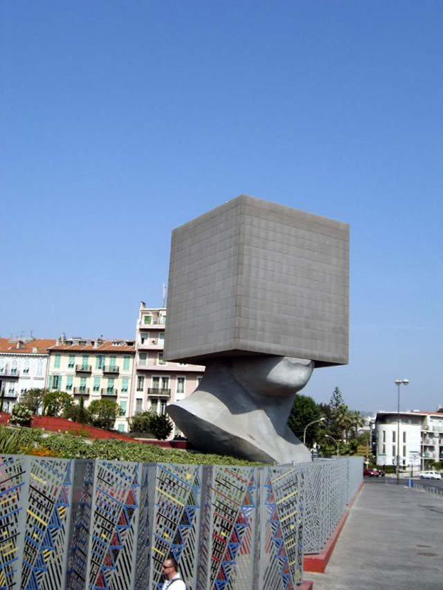 Amazing Buildings - Museum of Modern and Contemporary Art (Nice, France)