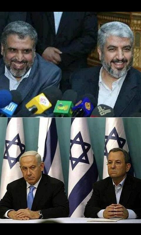 فرحة النصر وذل الهزيمة #فلسطين #إسرائيل