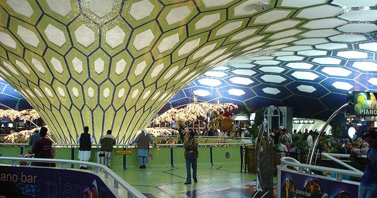 السوق الحرة في مطار #أبوظبي