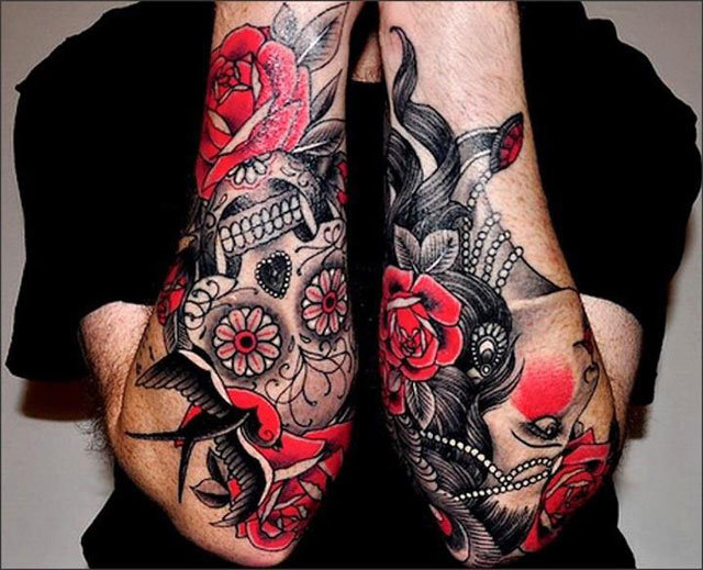 Most Creative and Crazy #Tattoos - 2