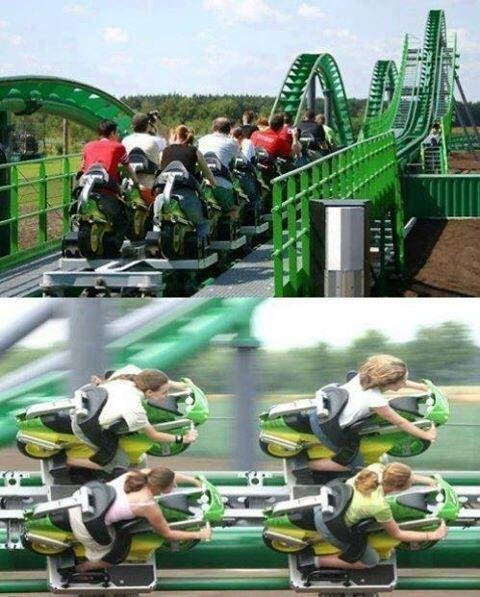 Awesome Roller Coaster