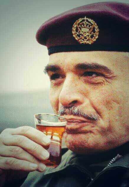 جلالة الملك حسين رحمه الله #صور_من_الاردن