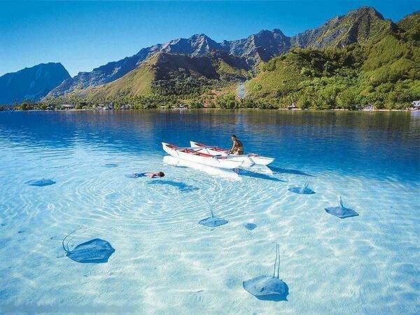 Another awesome shot. Bora Bora