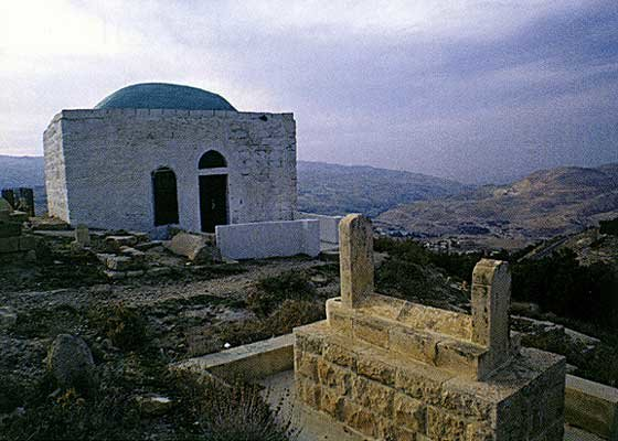 مقام النبي نوح في #الكرك #الأردن