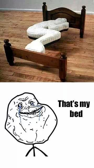 thats my bed too lol