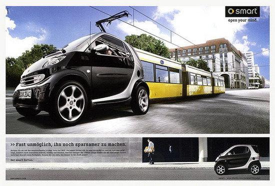 Smart Car and Smart ads idea - 2