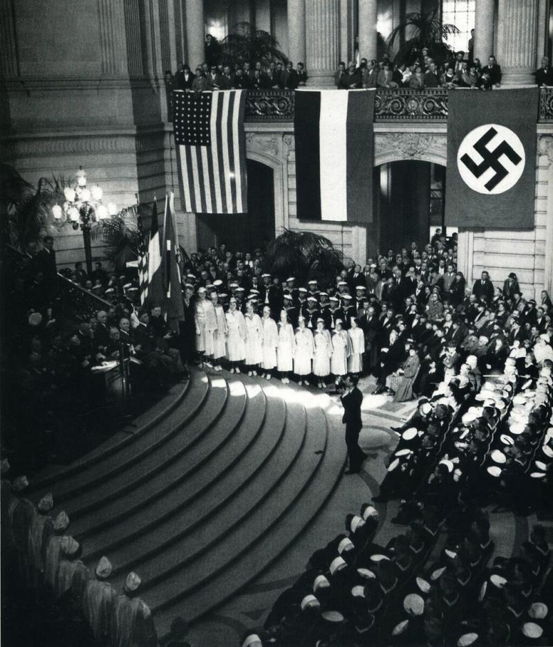San Francisco City Hall, 1935