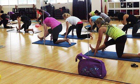 Yoga rhythmix