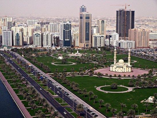 حدائق #أبوظبي