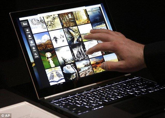 New #Google Laptop