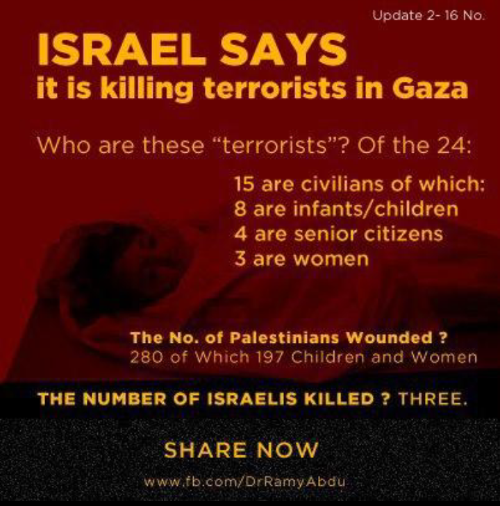 Who are the terrorists?
