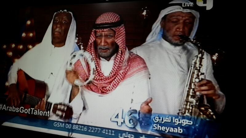 #sheyaab #ArabsGotTalent