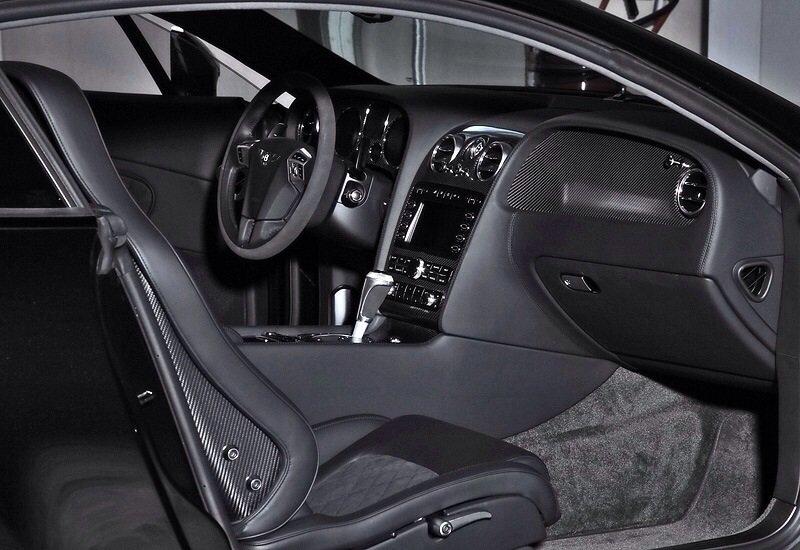 2010 Bentley Continental Supersports Wheelsandmore Ultrasports 702 - interior shot
