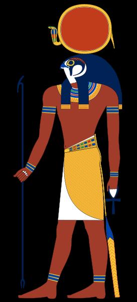 آمون رع إله الفراعنة #مصر