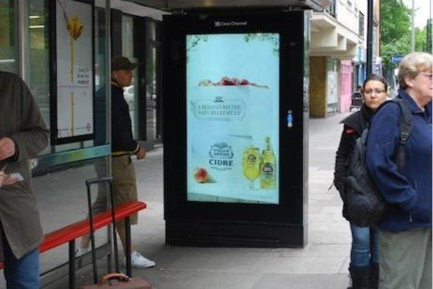 Most creative marketing campaigns 2013: Stella Artois Ad Only Appears In Warm Weather