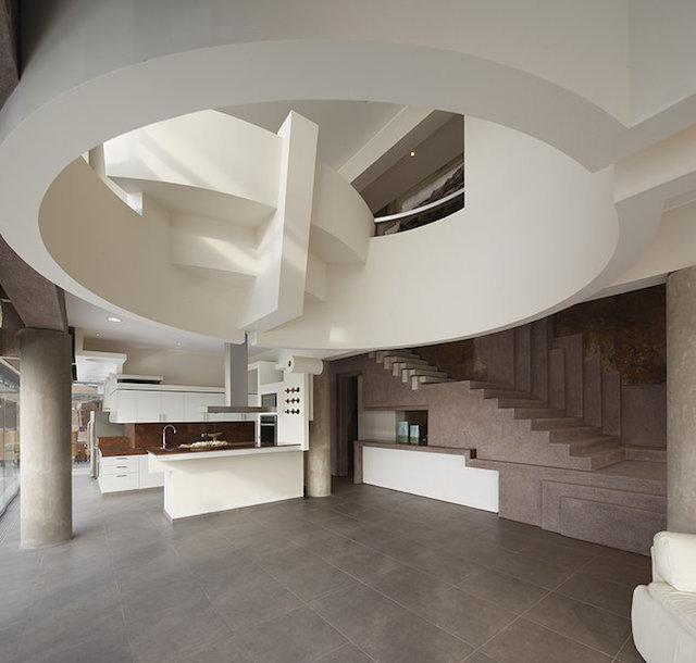 Veronica Beach House Made By Luis Longhi - architecture, design, art, interior