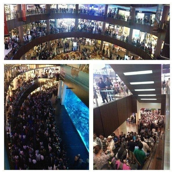 dubai mall# #دبي مول في العيد